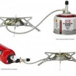 Choix du matériel : Réchaud multi-carburants