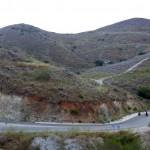 Pour se donner des forces lors des montées on pense au plaisir de la descente qui va suivre...