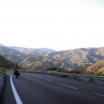 Nous ferons une journée de 118km et de 1200m de dénivelé positif... le soir nous dormons bien...