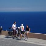 Sur les hauteurs de Port Vendres, à quelques kilomètres de l'Espagne