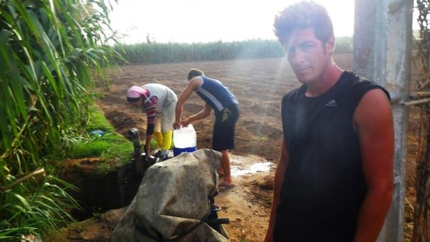 13. Jeune paysanne