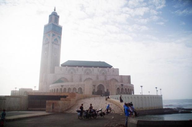 10. Mosquée Hassan II