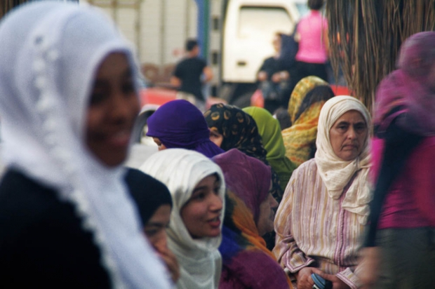 48. Femmes marocaines