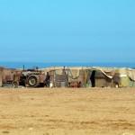 Plusieurs centaines de kilomètres séparent les quelques villages de pêcheurs du Sahara Occidental.
