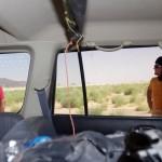 Voyager dans le désert en 4x4 est un luxe que Franck nous a offert. Sa connaissance du terrain nous a permis de voir le désert d'un autre oeil.