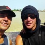 Le 20 octobre 2010 nous traversons le fleuve Sénégal, quittons définitivement la Mauritanie pour rejoindre le pays de la Teranga.