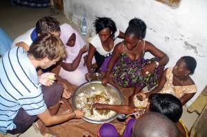 La tieboudienne, le plat sénégalais