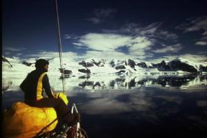 Kim, 1981 : Arrivée en Antarctique