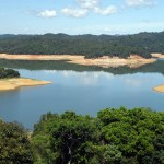 Entre Registros et Curitiba. L'eau est omniprésente dans cet immense pays !!!