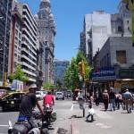 Montevideo !!! Nous sommes au début de l'été et la ville nous accueille sous ses plus belles couleurs.