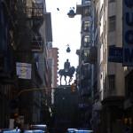 Les rues de Buenos Aires comptent de nombreuses statues de ce genre...