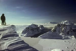 Kim, 1981 : Ascension du Mont Scott