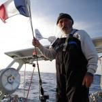 Daniel, notre capitaine, est venu de France avec sa femme Joëlle à bord d'« Ocean Respect », leur voilier de 12 tonnes mesurant 13m de long. Ce bateau sera notre maison durant ces 2 mois d'aventures.