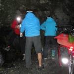 Arrivés à Villa O'Higgins nous avons le plaisir de faire quelques km en compagnie d'Anouk et Arnaud, un couple de sportifs aventuriers que nous espérons revoir par la suite. Le soir nous faisons le plein des gourdes et allons installer le camp.