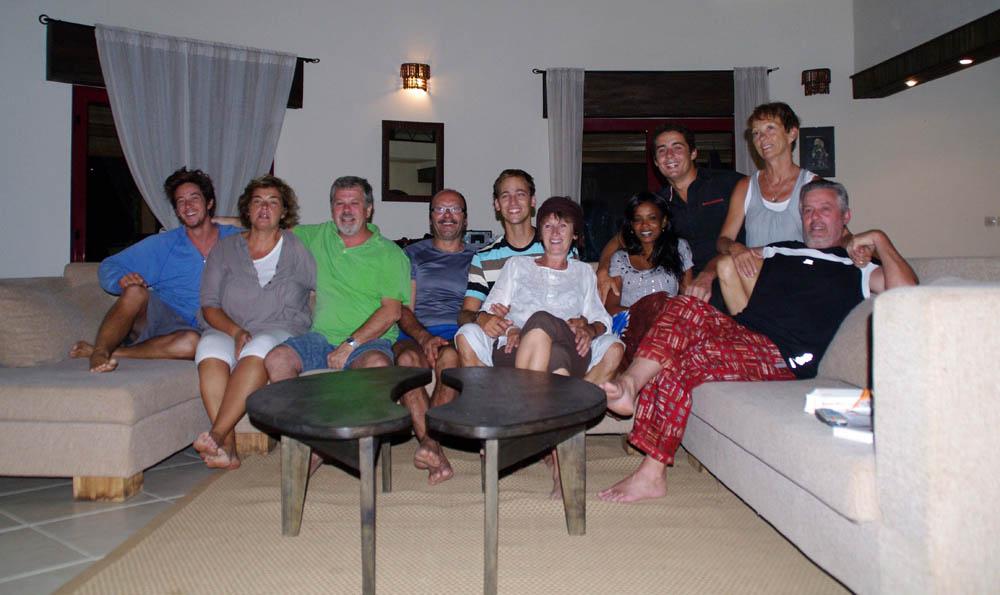 Saly, Sénégal. Nous avons passé une semaine inoubliable en compagnie de notre famille et de nos amis qui sont venus nous rejoindre au pays de la Teranga...