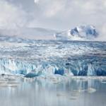 Les glaciers nous rappellent notre mois passé en Antarctique...