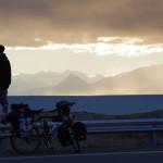 Nous voici au pied de la Cordillère des Andes !!!