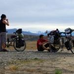 ... doucement nous quittons la Terre de Feu et nous rapprochons de la Cordillère des Andes...