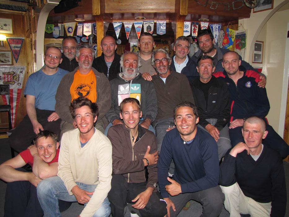 Vernadsky base, Antarctica. Les ukrainiens nous invitent dans leur base scientifique installée en péninsule Antarctique. Nous sommes accueillis comme des VIP grâce à la notoriété des anciens du KIM