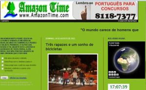 14.08.11 Amazon Time