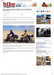 Avril 2012 - Bike Magazine