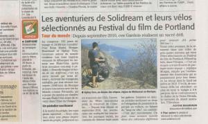 Février 2012 : Le Midi Libre