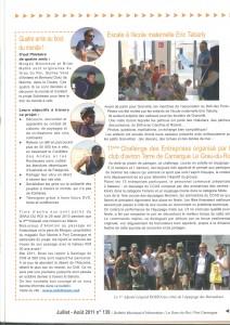 Juillet-Août 2011 Bulletin Municipal du Grau du Roi