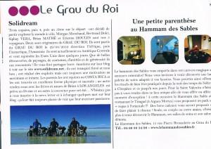 Janvier 2012 : Le Graulen Mag