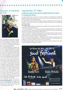 Bulletin Municipal - Le Grau du Roi - Mai 2012