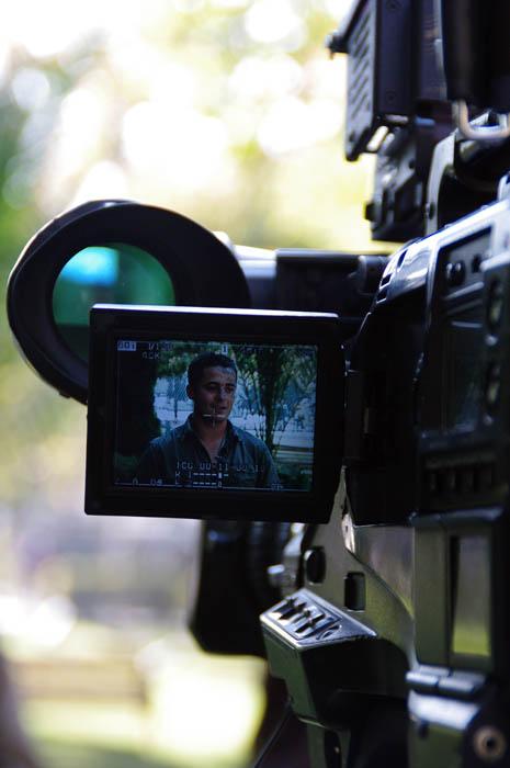 A cette occasion la télévision nationale se déplace et vient interviewer les protagonistes. Voir le reportage : https://www.solidream.net/blog/fr/2011/05/22/solidream-sur-la-chaine-nationale-chilienne-canal-13/