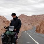 Une dernière halte avant d'arriver à San Pedro de Atacama.