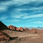 Un désert en relief