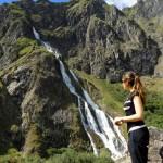 Nous ne nous lassons pas des paysages de la vallée des Incas.