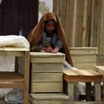Nous sommes souvent surpris de voir des enfants travailler au lieu d'aller à l'école en Bolivie.
