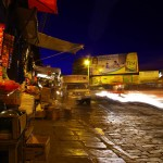 La Paz, ville animée: marchés en tous genres, trafic dense, bars sympas, boîtes de nuits. Nous profitons bien de notre longue pause à La Paz pour ses avantages de capitale