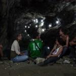 Lors d'une randonnée à Sorata en Bolivie, nous visitions une grotte fort sympathique.