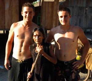 Rencontre avec une tribu indigène au coeur de l'Amazonie