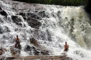 Les cascades du Venezuela