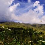 Retour en France dans les Alpes ? Non non, les Andes venezueliennes dans leur plus grandes splendeur !