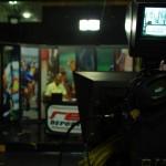 Nous sommes invités à la rubrique sport du journal de la télévision locale TRT pour expliquer notre projet. Première expérience en direct pour nous, dans un espagnol approximatif, mais nous nous en sortons bien !