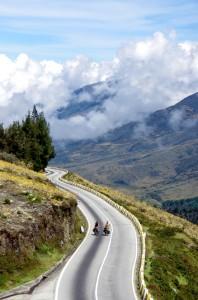 Les Andes vénézueliennes