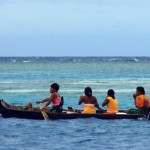 Nous n'avons pas eu la chance de vivre proche des indiens Kunas comme nous avons pu le faire en Amazonie. Notre passage a été trop furtif pour lier une relation privilégiée avec les autochtones. De plus nous pouvions nous rendre sur les îles uniquement à la nage donc sans matériel photo et vidéo...
