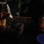 Les habitants du Honduras aussi nous offrent de quoi nous refaire une bonne santé après une journée sous un soleil de plomb.