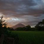Au Salvador aussi il y a des volcans !