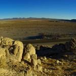 Nous avons quitté Ingrid et Roman et partons traverser Death Valley. Après quelques courses dans le dernier village situé sur notre route nous entamons cette étape que nous pensons réaliser en 3 jours.