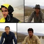 L'équipe Solidream à quatre dans Death Valley. Chacun le vit à sa façon.