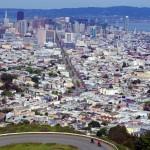 San Francisco by bike, of course ! Chaque jour nous prenons nos vélos sans les sacoches et partons à la découverte de cette ville exceptionnelle. L'occasion pour nous de retrouver une ambiance urbaine qui nous manque parfois.