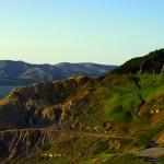 Non, nous ne sommes pas partis, mais encore à SF et admirons le Pacifique depuis les nombreux miradors !