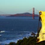 Golden Gate Bridge. Une étape mythique. Solidream est passé par là ! Encore un palier franchi dans notre projet. C'est en voyant des emblèmes comme celui-ci que nous nous rendons compte de la distance parcourue depuis le jour ou nous avons quitté la France, il y a 19 mois !