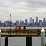 Nous avons tous aimé Seattle. D'ailleurs, c'est la ville préférée des américains aux USA. Grande mais pas trop, moderne mais authentique par endroits, elle suit le modèle américain de la ville avec ses gratte-ciel alors qu'elle est entourée de nature parmi la plus splendide aux USA.